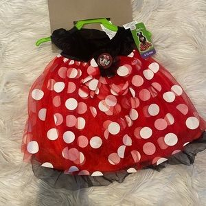 Disney baby Minnie Mouse costume (D)